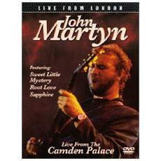 Dvd Martyn John - Live From London