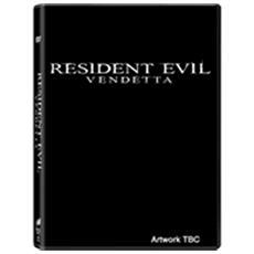 Dvd Resident Evil - Vendetta