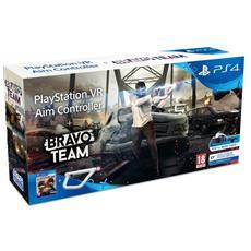 PS4 - Bravo Team + Fucile Controller di Mira (Playstation VR Richiesto)