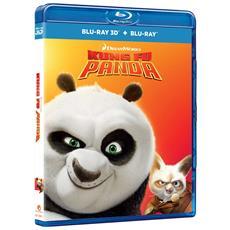 Kung Fu Panda (Blu-Ray 3D+Blu-Ray) - Disponibile dal 20/06/2018