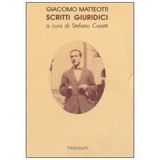 Scritti giuridici (2 vol.)