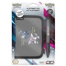 NDS - Custodia Play-Thru Kit Pokemon Diamante e Perla per DSLite