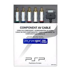 PSP - Cavo Component AV Cable