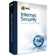 Internet Security Business Edition 2013 5 Computer 1 anno. Software Antivirus e assistenza tecnica in italiano