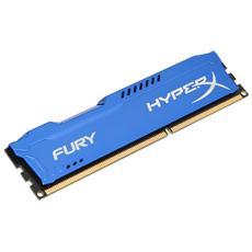 Memoria Dimm HyperX Fury 4 GB (1 x 4GB) DDR3 1600 MHz CL10