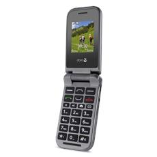 PhoneEasy 609 Argento Bluetooth Fotocamera 2Mpx RadioFM