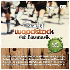 Woodstock Der Blasmusik 2 (2 Cd)