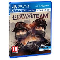 PS4 - Bravo Team (Playstation VR Richiesto)