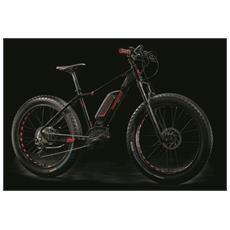 Fat Bike Eelettrica Lombardo E-ivrea Fat Front Bosch Cx 500 Slx 11v