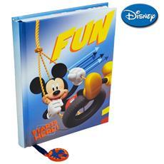 Diario Topolino Mickey Mouse Disney 10 Mesi Standard Agenda Scuola Bambini
