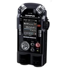 Mic. R. Dig. LS-100 4Gb Stand Pcm Multitra