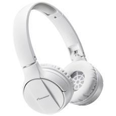 Cuffie On-Ear SE-MJ553BT Bluetooth Pieghevoli colore Bianco