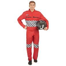Costume Da Pilota Da Corsa Medium
