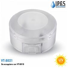 Custodia Porta Sensore A Microonde Impermeabile Esterno Ip65 Vt-8021 5079