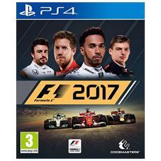 PS4 - F1 2017