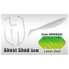 Ghost Shad 5 Cm Lemon Shad