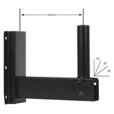 Speaker wall bracket, Metallo