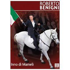 Dvd Roberto Benigni - Inno Di Mameli