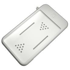 EX082 Trasparente custodia MP3 / MP4