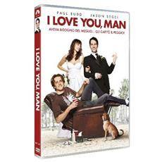 Dvd I Love You, Man