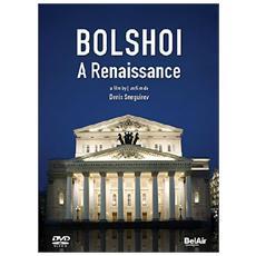 Dvd Bolshoi - A Renaissance