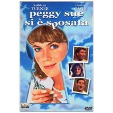 Dvd Peggy Sue Si E' Sposata