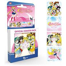 Sailor Moon - Mix (Set 4 Sottobicchieri)