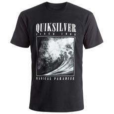 T-shirt Classic Both Sides Nero Xl