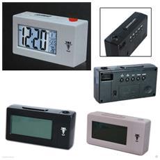 Sveglia 618 Orologio A Proiezione Temperatura Schermo Lcd Data Calendario Proiettore Laser Ora