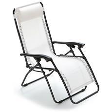 Sdraio Grand Relax Bianco - 05390