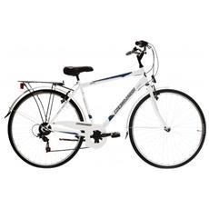 Bikevolution City Bike 28'' Uomo 6v Telaio 50