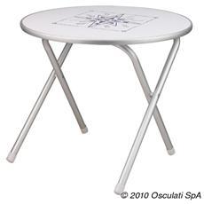 Tavolo pieghevole tondo 60 cm