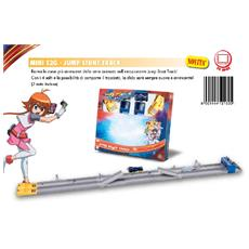 Mini Scan2Go Pista 2 Corsie Jump Stunt Track
