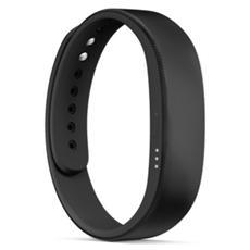 SWR10 SmartBand impermeabile Bluetooth e NFC per Attività fisica e Sonno per Android - Nero