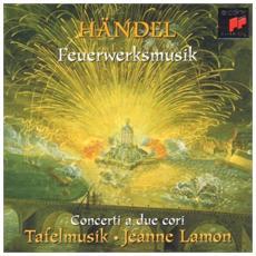 Haendel, G. F. - Feuerwerksmusik