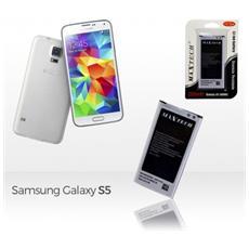 Batteria Compatibile Samsung Galaxy S5 9600 Maxtech Li-ion Battery 2800mah T009