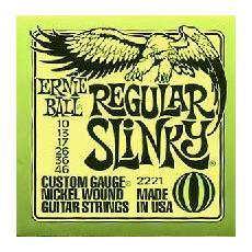 2221 Nickel Wound Regular Slinky 10-46