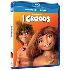 Croods (I) (Blu-Ray 3D+Blu-Ray) - Disponibile dal 20/06/2018