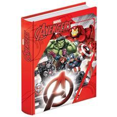 Diario Scolastico Avengers 10 Mesi Scuola Elementare 352 Pagine