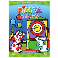 Dvd Pimpa Si Diverte