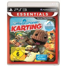 PS3 - Essentials Little Big Planet Karting