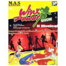 Dvd Winx Power Show - Il Musical