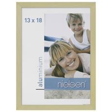 Nielsen C2 oro opaco 13x18 aluminio 63265
