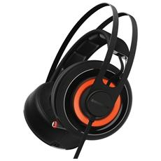 Cuffie con microfono Siberia 650 Gaming / Lunghezza cavo 1.2 m Colore Nero