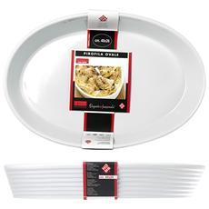Pirofila Ceramica Ovale 40x26 Strumenti Da Cucina