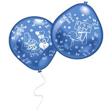 10 Palloncini Blu It's A Boy Taglia Unica