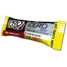 Integratore Zero Bar 50% Bianco Unica