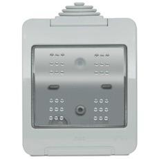 2sck2155ch Contenitore Ip55, 1 Posto (2 Moduli)