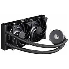 Dissipatore CPU a Liquido MasterLiquid Lite 240 per compatibile con Intel e AMD