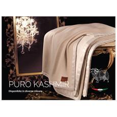 Coperta In Puro Kashmire Singolo Kashmire